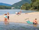 Donau Baden Strand
